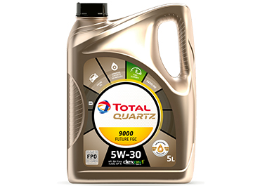 TOTAL Synthetic Engine Oil With Amazing Innovations