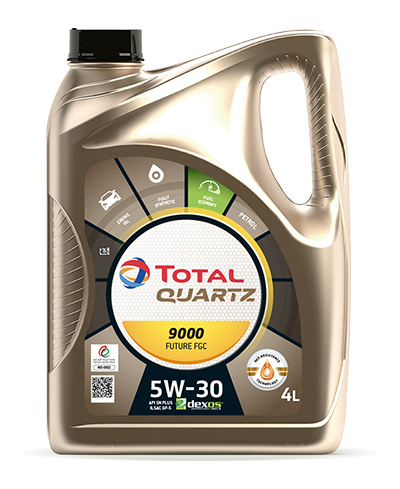 TOTAL QUARTZ Engine Oil 9000 - 5W-30