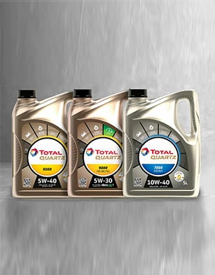 TOTAL QUARTZ 3 New High-Performance Engine Oil