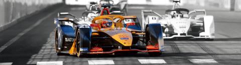 Formula E Competition