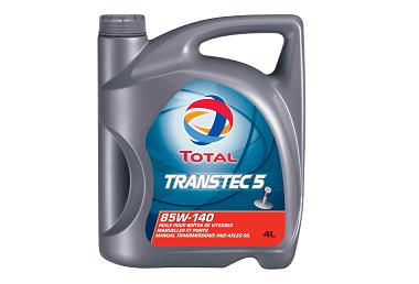 Total transtec-5-85w140