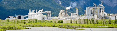 Cement industry image page