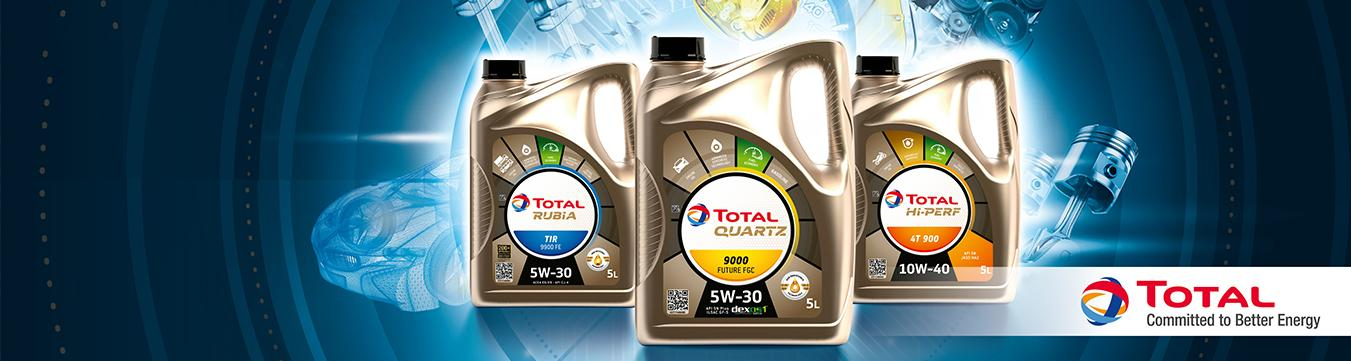 TotalEnergies CROSS-CATEGORY PRODUCTS