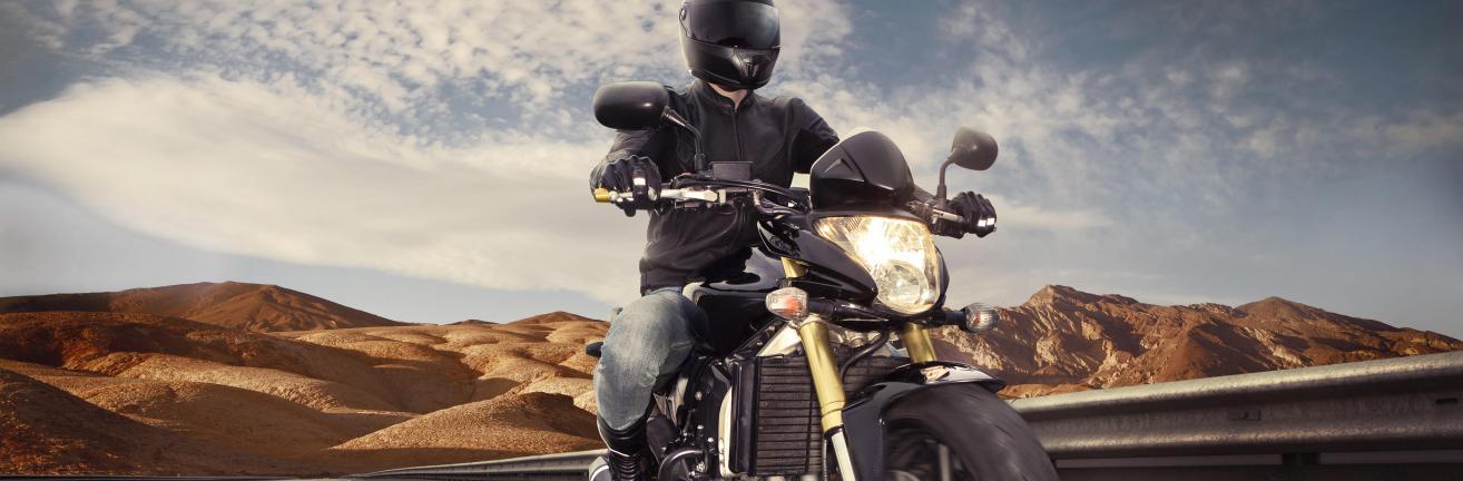 HI-PERF 2 & 4 Stroke Motorcycle Engine Oil